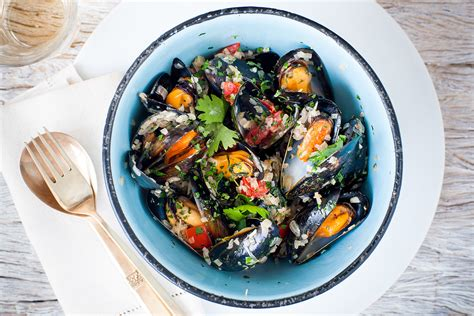 michel roux bouquet garni moules marini 232 res by boat kitchen tales a cookery blog