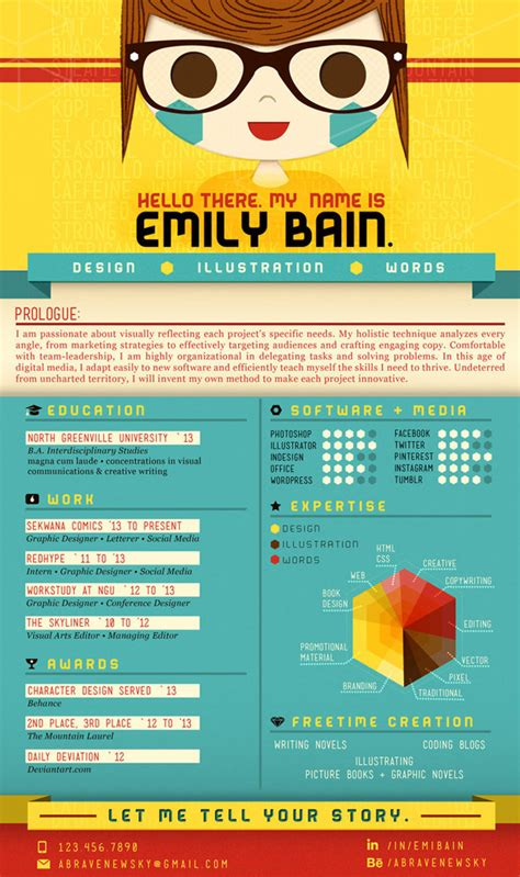 Best Design Resumes by 30 Awesome Cv Resume Template Designs Creativecrunk