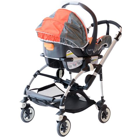 car seat stroller swing combo bugaboo bee3 combo review babygearlab