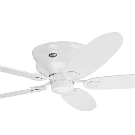 low profile white ceiling fan low profile iii ceiling fan white 52 quot universal