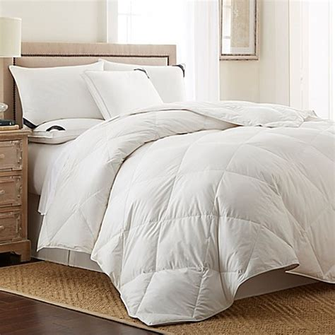 beyond down comforter pendleton 174 classic wool down comforter in off white bed