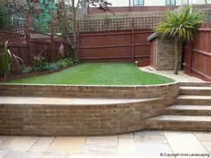 Terraced House Backyard Ideas Stylish Terraced Garden Grow Landscaping