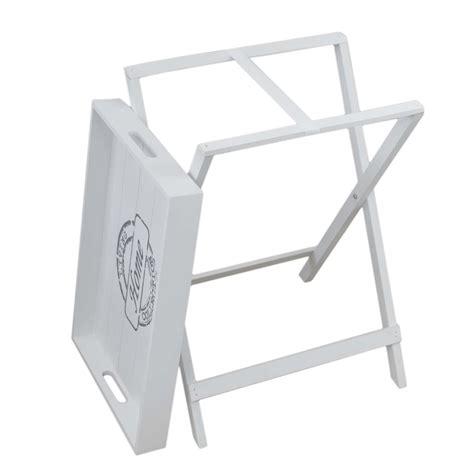 gestell 60 cm tablett tisch mit gestell 49x32x60cm wohnen kleinm 246 bel