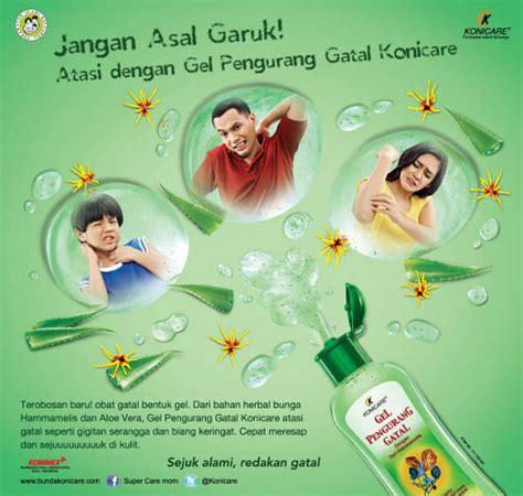 Konicare Gel Pengurang Rasa Gatal konicare gel pengurang gatal konimex pharmaceutical