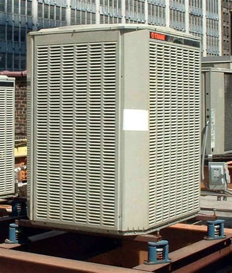 trane condenser air conditioning unit olde things