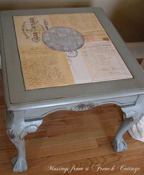 decoupage on wood table 17 best ideas about decoupage coffee table on