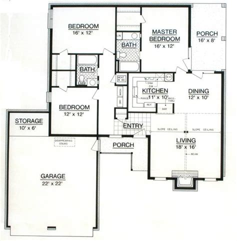 hyde park floor plan hyde park 1425 9028 3 bedrooms and 2 5 baths the