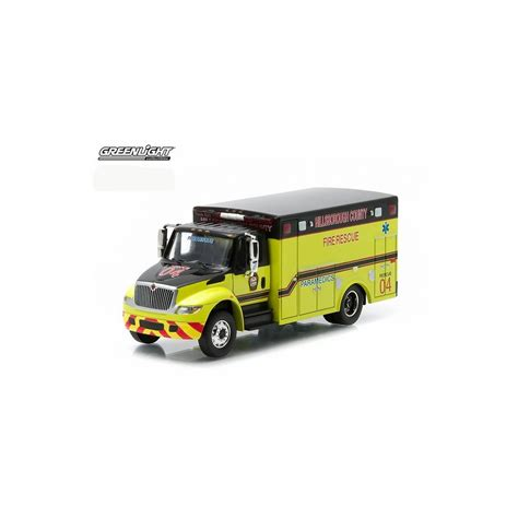 Greenlight International Durastar Ambulance Greenlight Hd Trucks Series 3 International Durastar