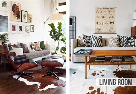 Cowhide Rug Vancouver How To Use A Cowhide Rug Fl 252 Ff Design And Decor