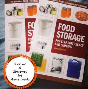 Pdf Food Storage Self Sufficiency Survival Preparedness by 4 Methods Of Preserving Food Kautz