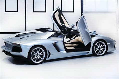 convertible lambo new lamborghini aventador roadster price starts at