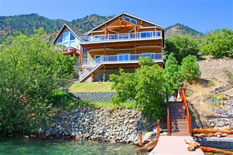 Lake Chelan Cabin Rentals by Lake Chelan Vacation Rentals Chelan Vacation