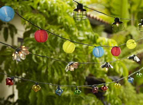 festive string lights and festive outdoor string lights ls plus