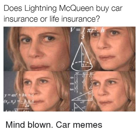 Buy Car Insurance by Does Lightning Mcqueen Buy Car Insurance Or Insurance