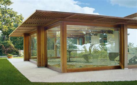 chiudere una veranda costruire una veranda in giardino idea di casa