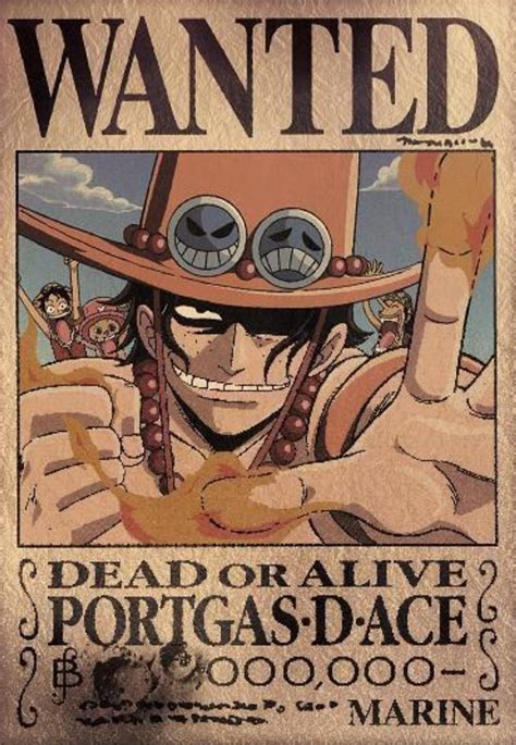 membuat poster wanted one piece tattoo original wallpaper one piece wanted