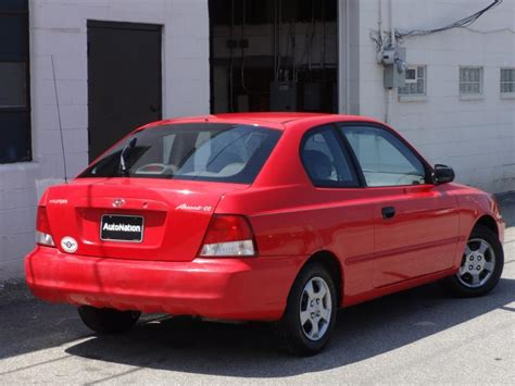 2002 Hyundai Accent Hatchback by 2002 Hyundai Accent Gs 2dr Hatchback In Parma Oh Jt Auto