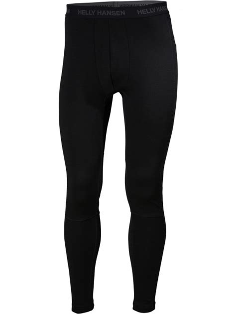 Hh 769702leggings Black helly hansen thermo tights lifa merino pant hh 48320 black