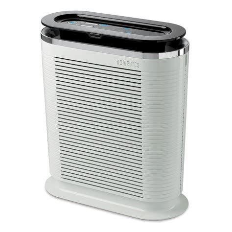 homedics ar 20 gb professional hepa home clean fresh air purifier cleaner new