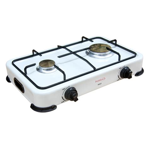 Portable Gas Cooktop Premium Appliances 2 Burners Portable Gas Stove