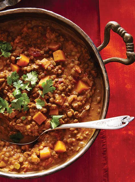 ricardo cuisine squash and lentil curry ricardo