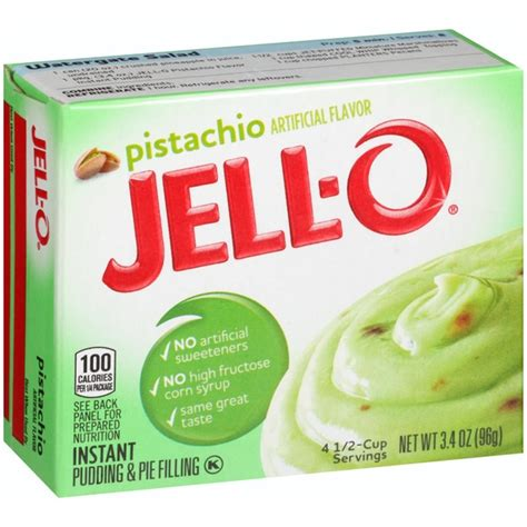 Pie Kunang Mix Flavour jell o pistachio instant pudding pie filling mix 3 4 oz from safeway instacart