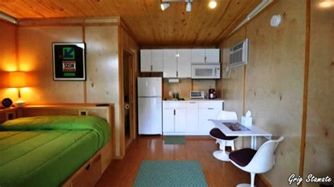 micro homes interior small and tiny house interior design ideas youtube