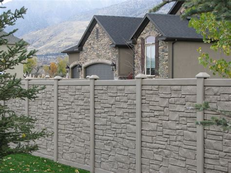 Office Depot American Fork by Simtek Ecostone Fence And Deck Depot