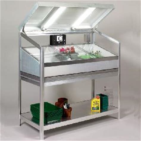 heated propagation bench dewpoint growing cabinet from propagation allotment shop