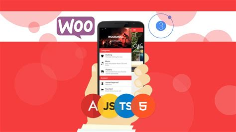 themeforest ionic app udemy ionic 3 apps for woocommerce build an ecommerce