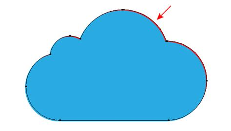 paste pattern into shape illustrator illustrator basics how to create glass cloud icon in