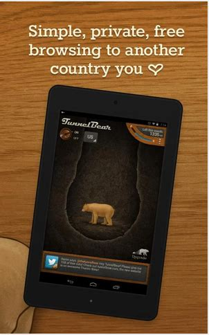tunnelbear apk tunnelbear vpn v68 apk for android