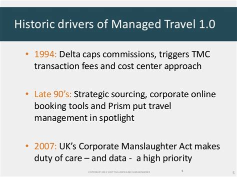 Delta Mba Associate Operations Analytics Strategy by End And Future Of Managed Travel Updated July 2013