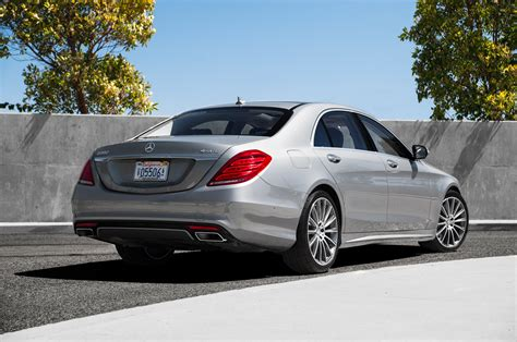 Mercedes S550 4matic by 2014 Mercedes S550 4matic Rear Three Quarters Photo 11