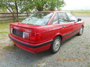 1992 audi 80 quattro base sedan 4 door 2 3l for sale photos technical specifications description