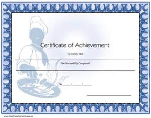 chef certificate template 10 best images of culinary certificate templates cooking