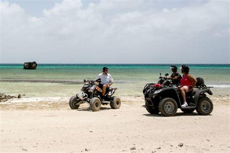 atv tur aruba atv tours all terrain vehicle rancho notorious