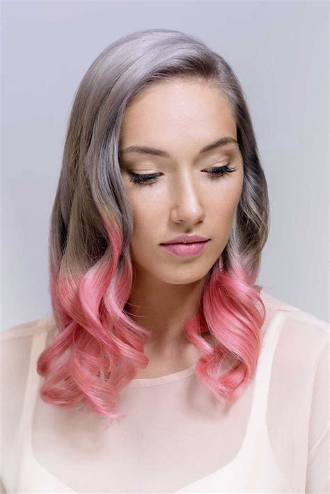 Ombre Abu by 14 Warna Rambut Abu Abu Yang Trendy All Things Hair