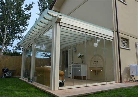 progetto veranda progettare le chiusure per una veranda