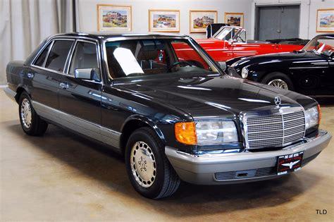 mercedes sel 500 1985 mercedes 500 class 500 sel