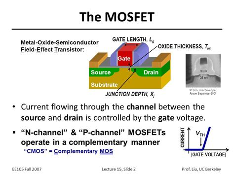 transistor sizing and gate oxide thickness ppt transistor sizing and gate oxide thickness ppt 28 images lecture 15 outline mosfet structure