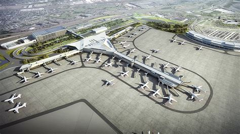 newark liberty international airport terminal panynj airports inspire upgrades with 2016 record 130m