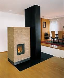 Rammed Earth Fireplace by Wood Stoves From Rammed Earth Treehugger