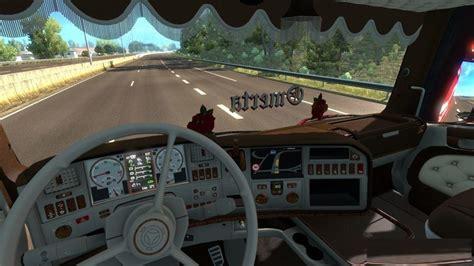 scania weeda penoza  truck mod ets mod