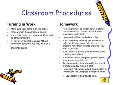 classroom bathroom procedures teaching portfolio linked in