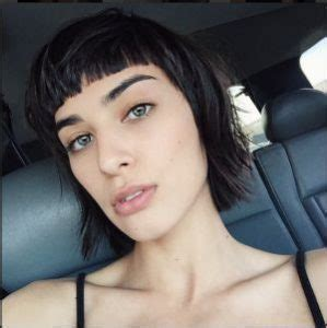 hair bangs short blunt square face 50 top short hairstyles for women
