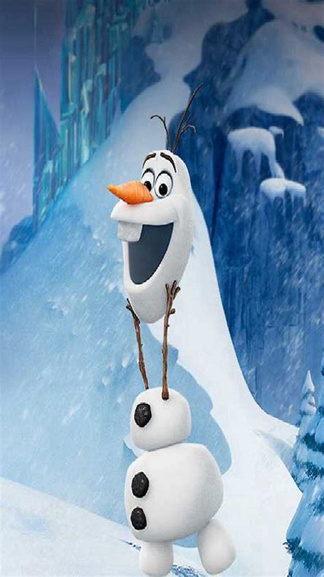 wallpaper iphone 6 olaf disney frozen olaf wallpaper wallpapersafari