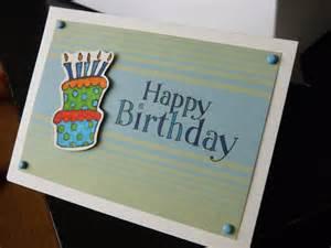 s birthday card