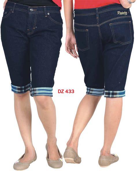 Wanita Denim Celana celana wanita terbaru gudang fashion wanita