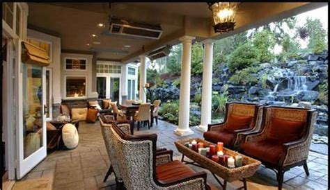 outdoor living room plans eclectic architecture rustic majestic